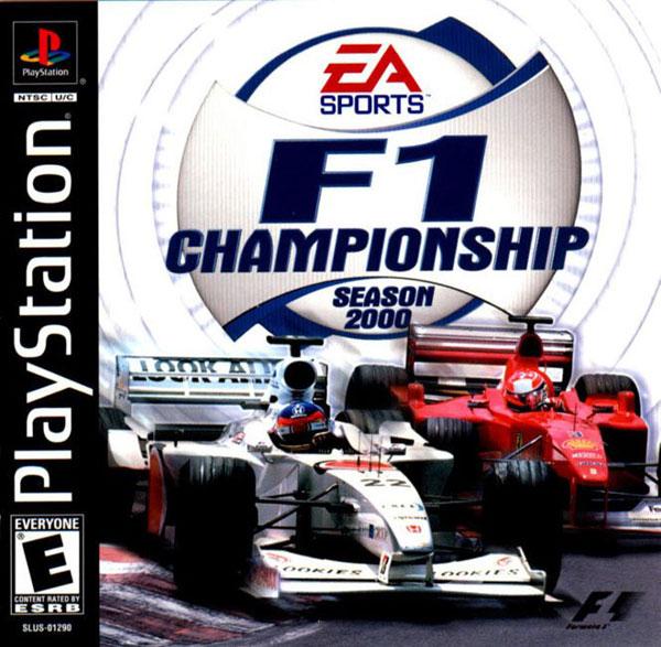 Formula  1  -  Season  2000